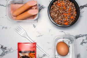 Завтрак №4 - упаковка