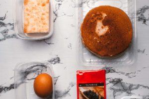 Завтрак Пнд-Чтв - упаковка