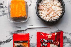 Завтрак Воскресенье - упаковка